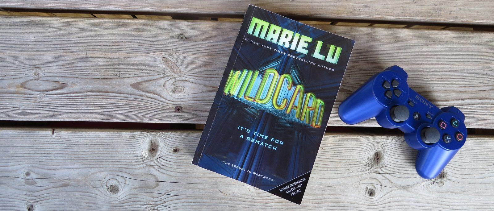 Review | Wildcard by Marie Lu