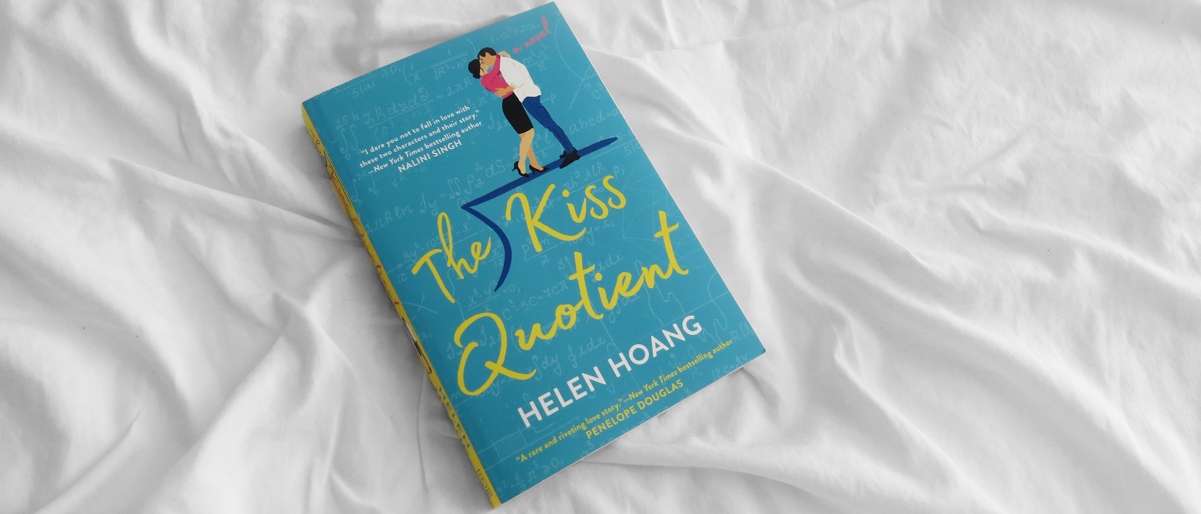 Review | The Kiss Quotient by Helen Hoang