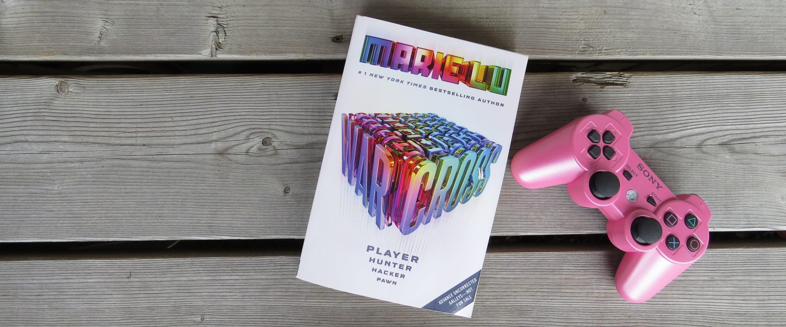 Review | Warcross by Marie Lu