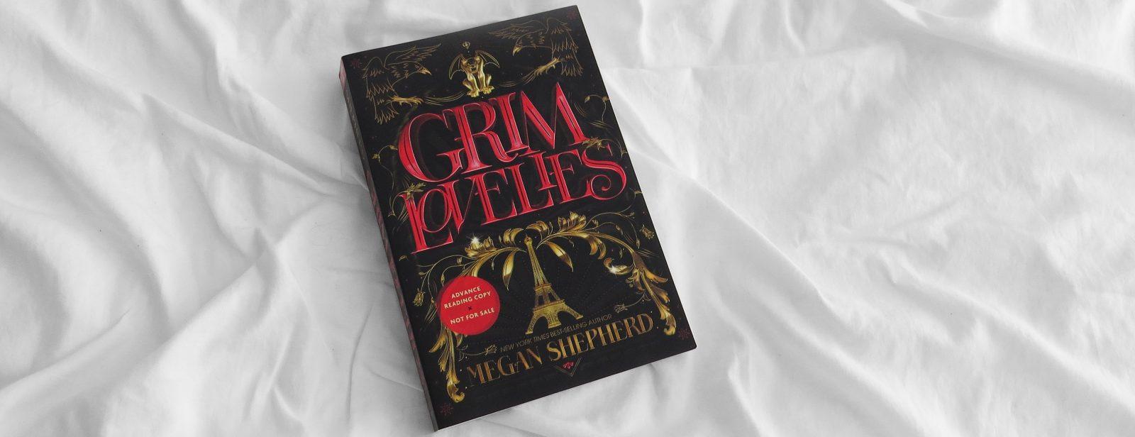 Blog Tour | Grim Lovelies by Megan Shepherd Review + Q&A