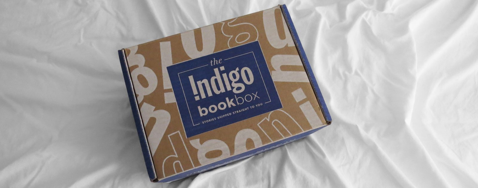 Indigo Book Box | October 2018