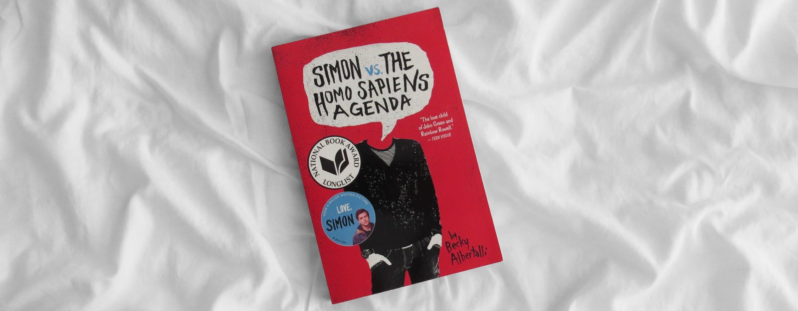 Review | Simon vs. the Homo Sapiens Agenda by Becky Albertalli