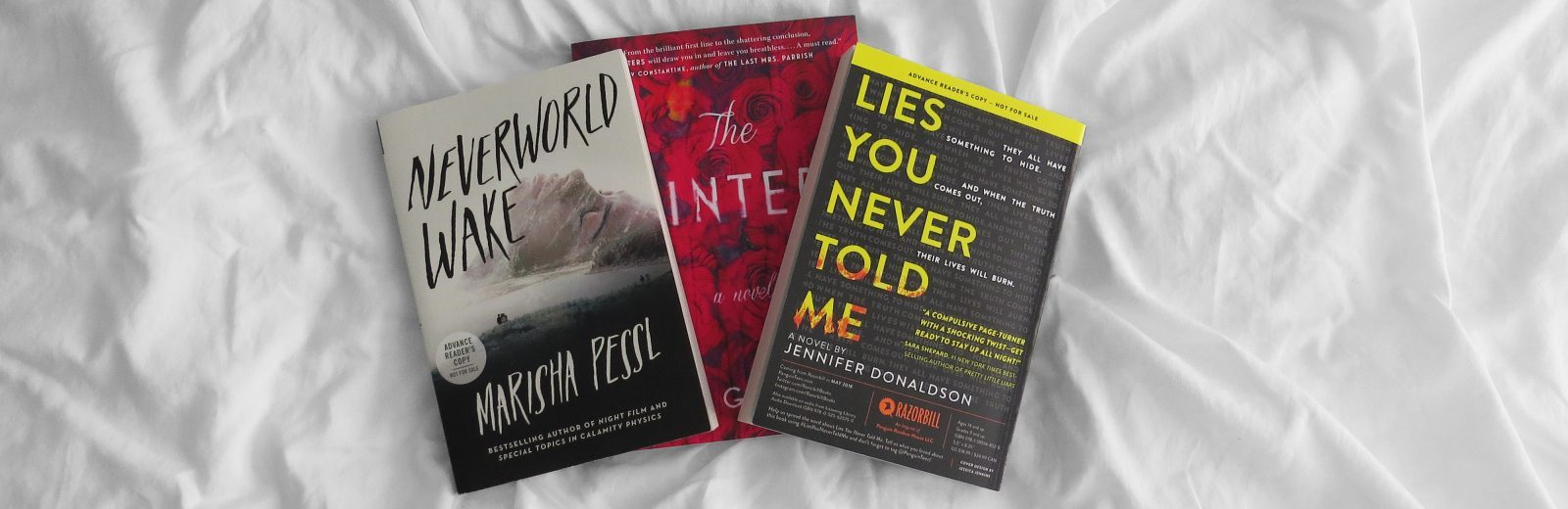 Top Ten Tuesday | Thrillers I Want to Read