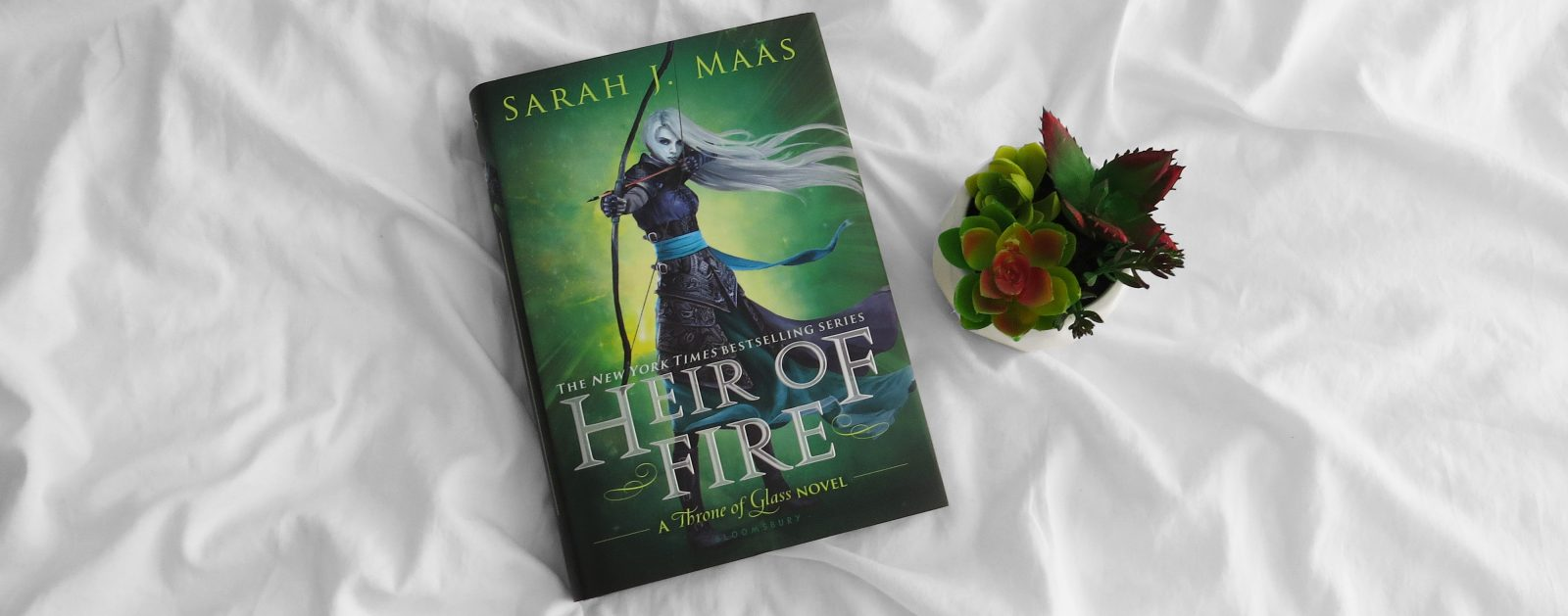Review | Heir of Fire by Sarah J. Maas