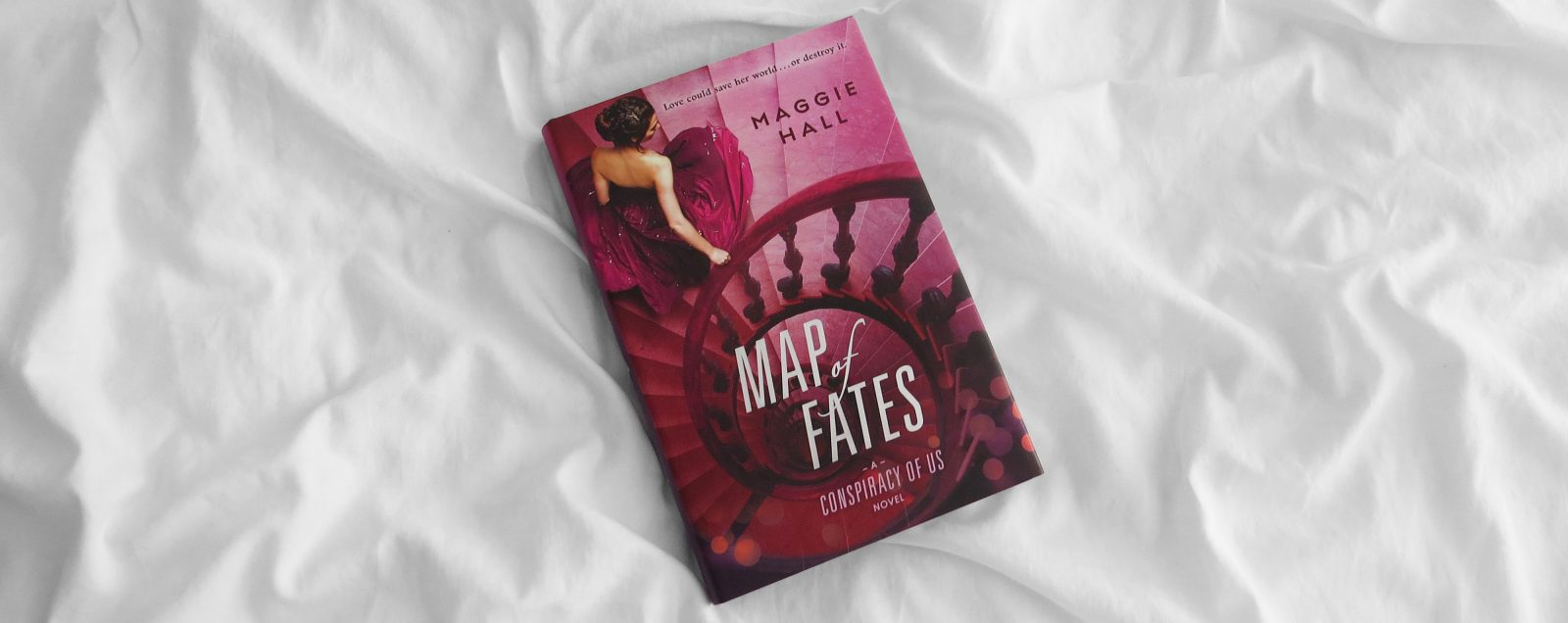 Review | Map of Fates by Maggie Hall