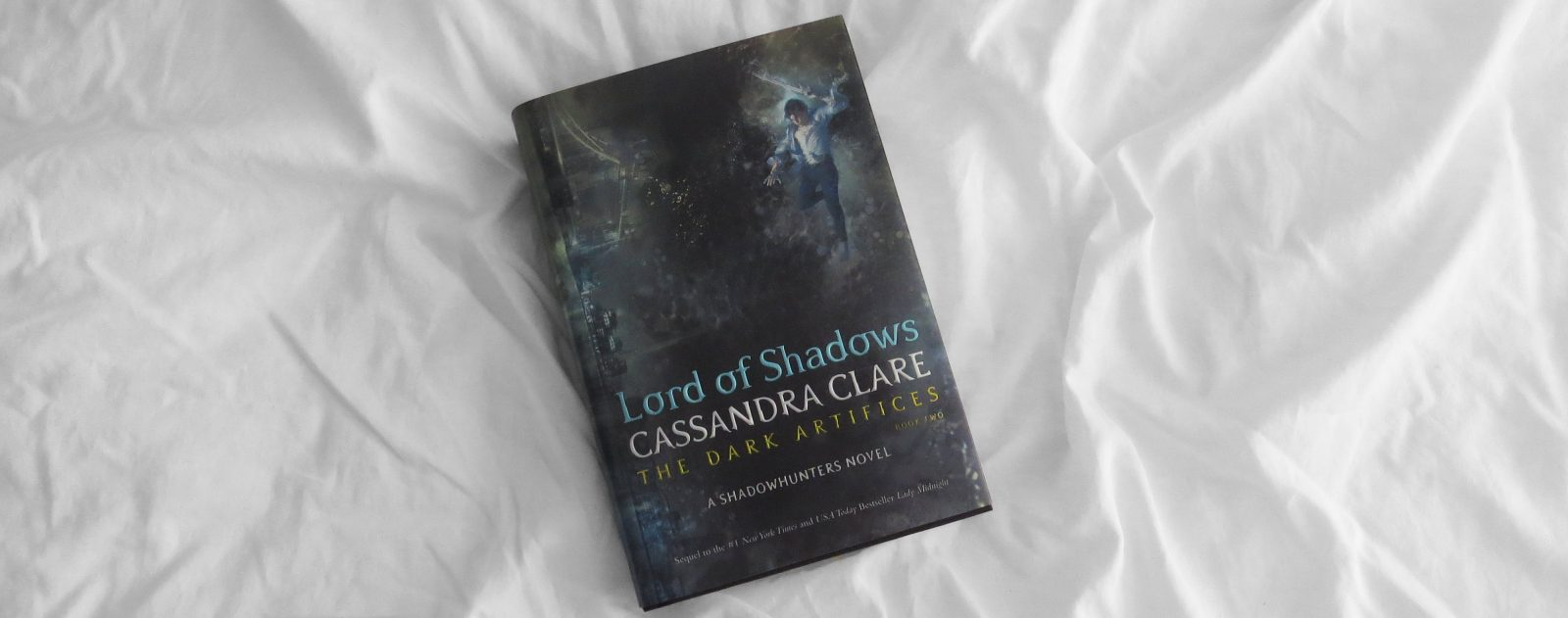 Review | Lord of Shadows by Cassandra Clare
