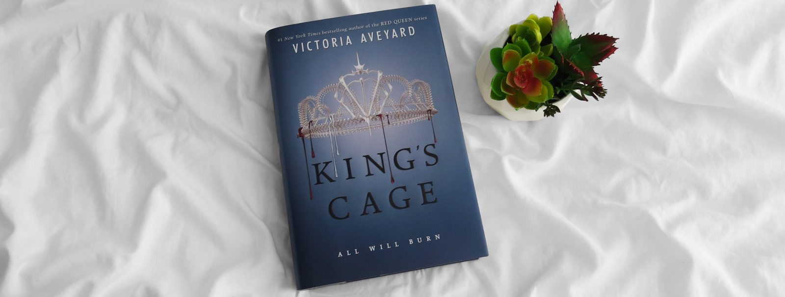 Review | King's Cage by Victoria Aveyard