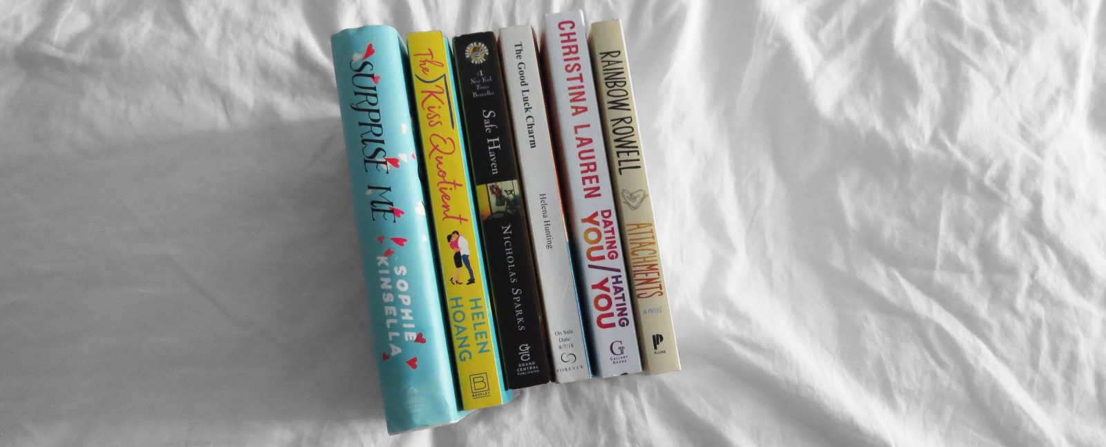 14 Romance Books Perfect for February!