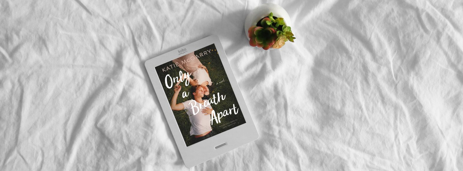 ARC Review | Only a Breath Apart by Katie McGarry