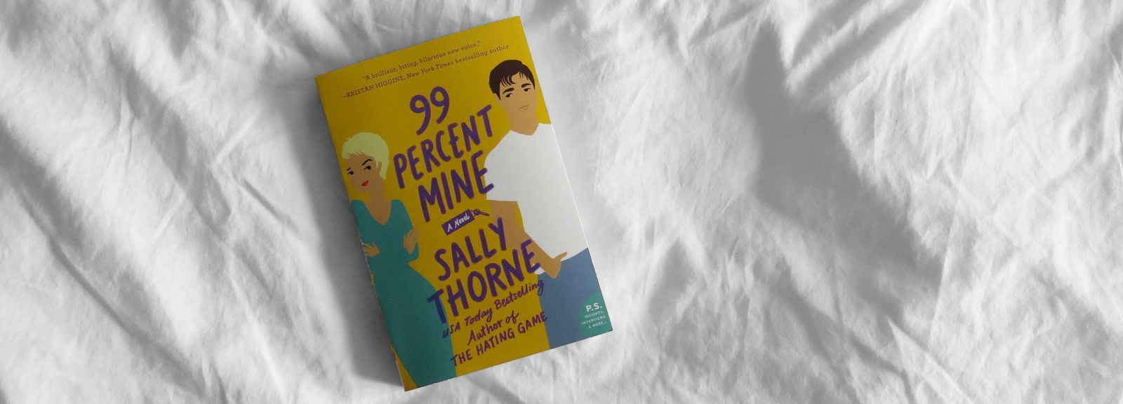 Review | 99 Percent Mine by Sally Thorne