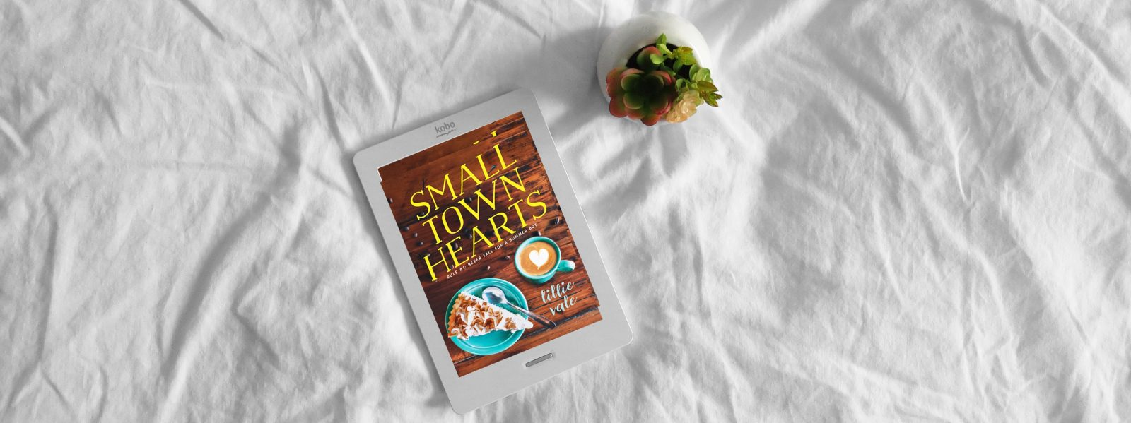 Blog Tour | Small Town Hearts by Lillie Vale Review + Q&A