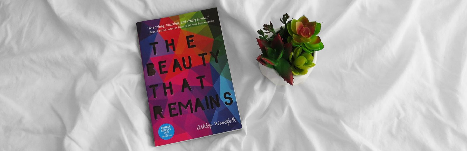 ARC Review | The Beauty that Remains by Ashley Woodfolk