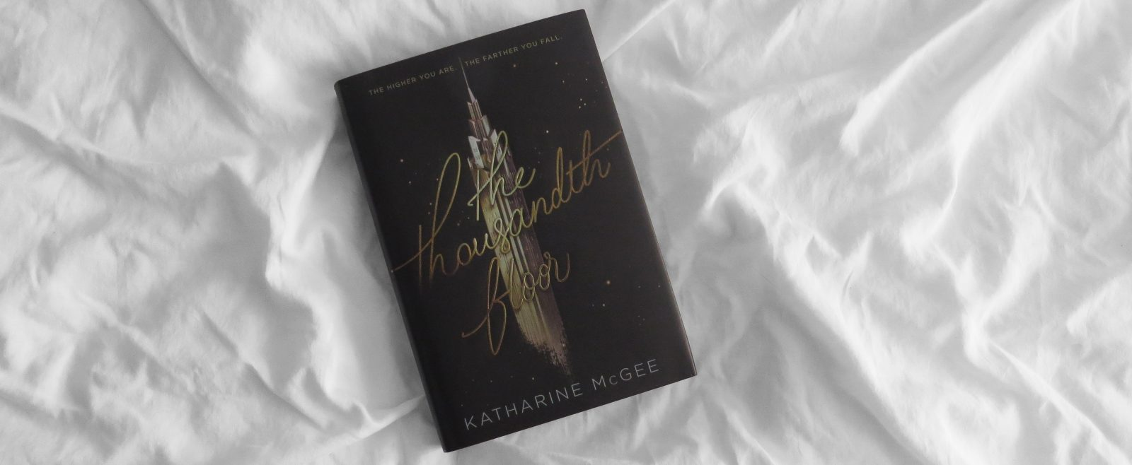 Review | The Thousandth Floor by Katharine McGee