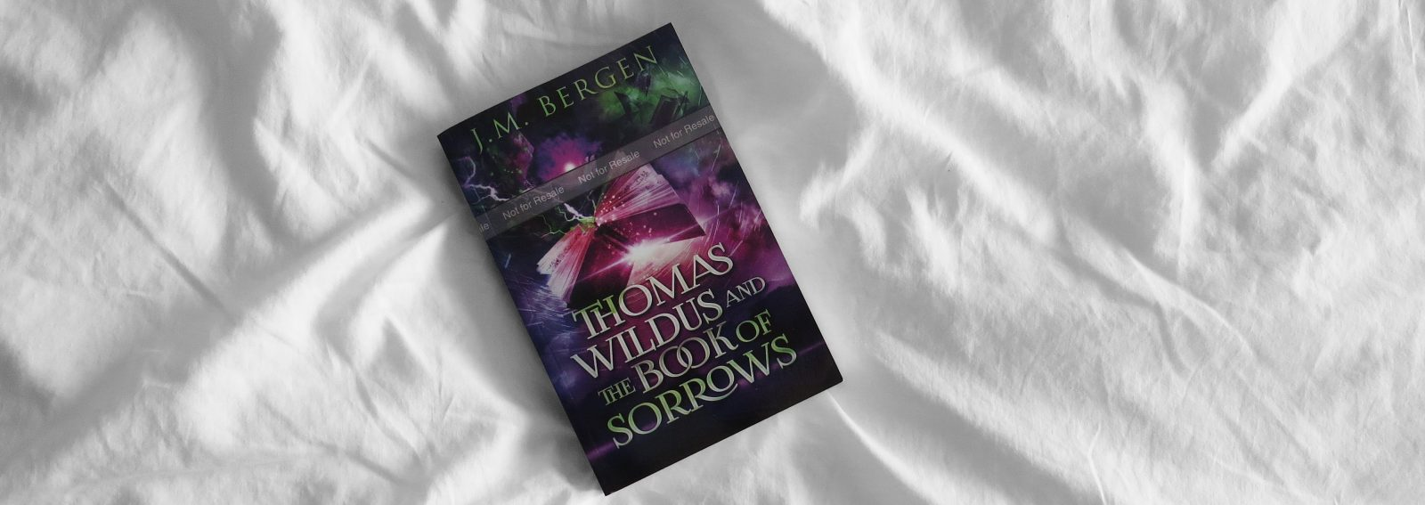 Review | Thomas Wildus and the Book of Sorrows by J.M Bergen