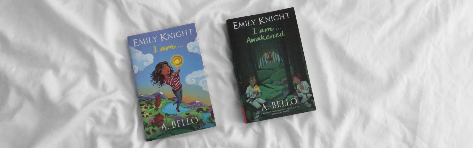 Review | Emily Knight I Am Series by Abiola Bello