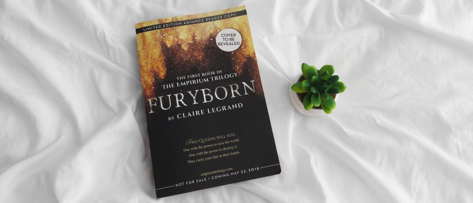 ARC Review | Furyborn by Claire Legrand