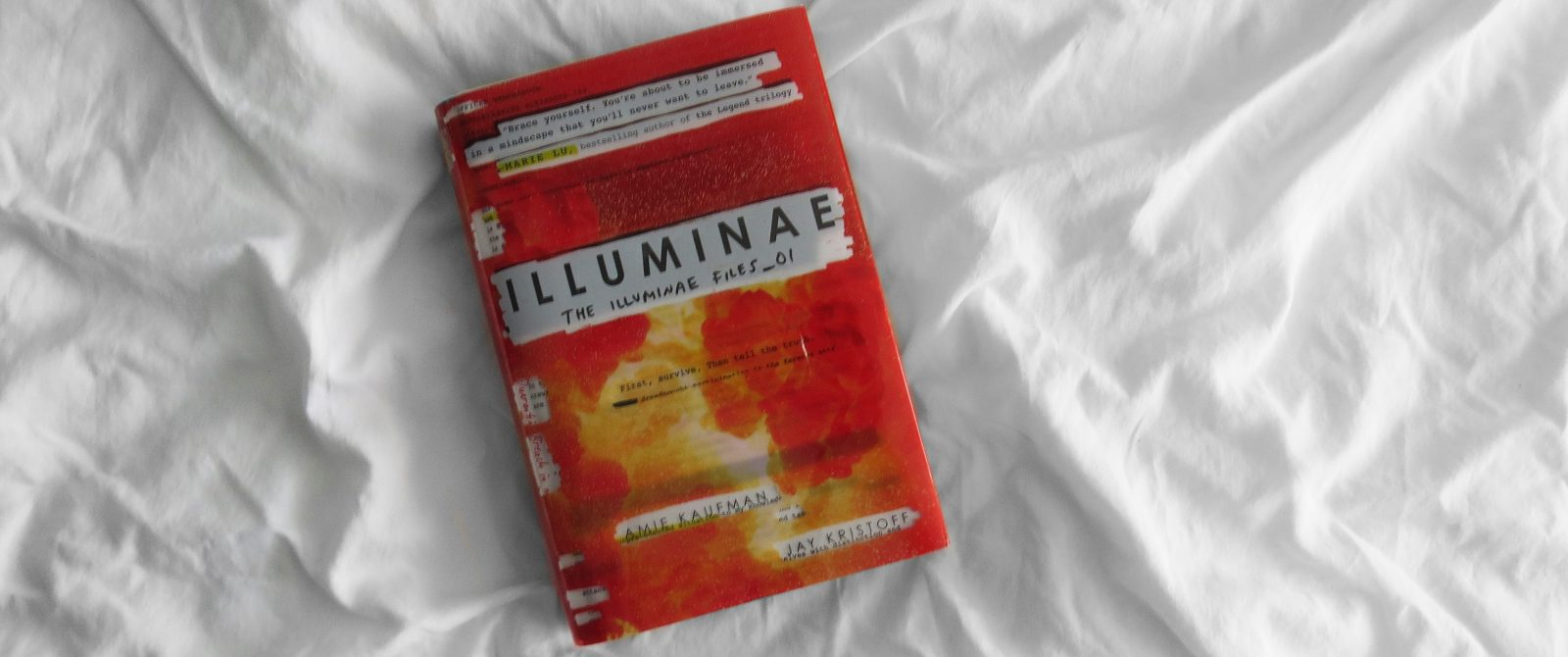 Review | Illuminae by Amie Kaufman + Jay Kristoff