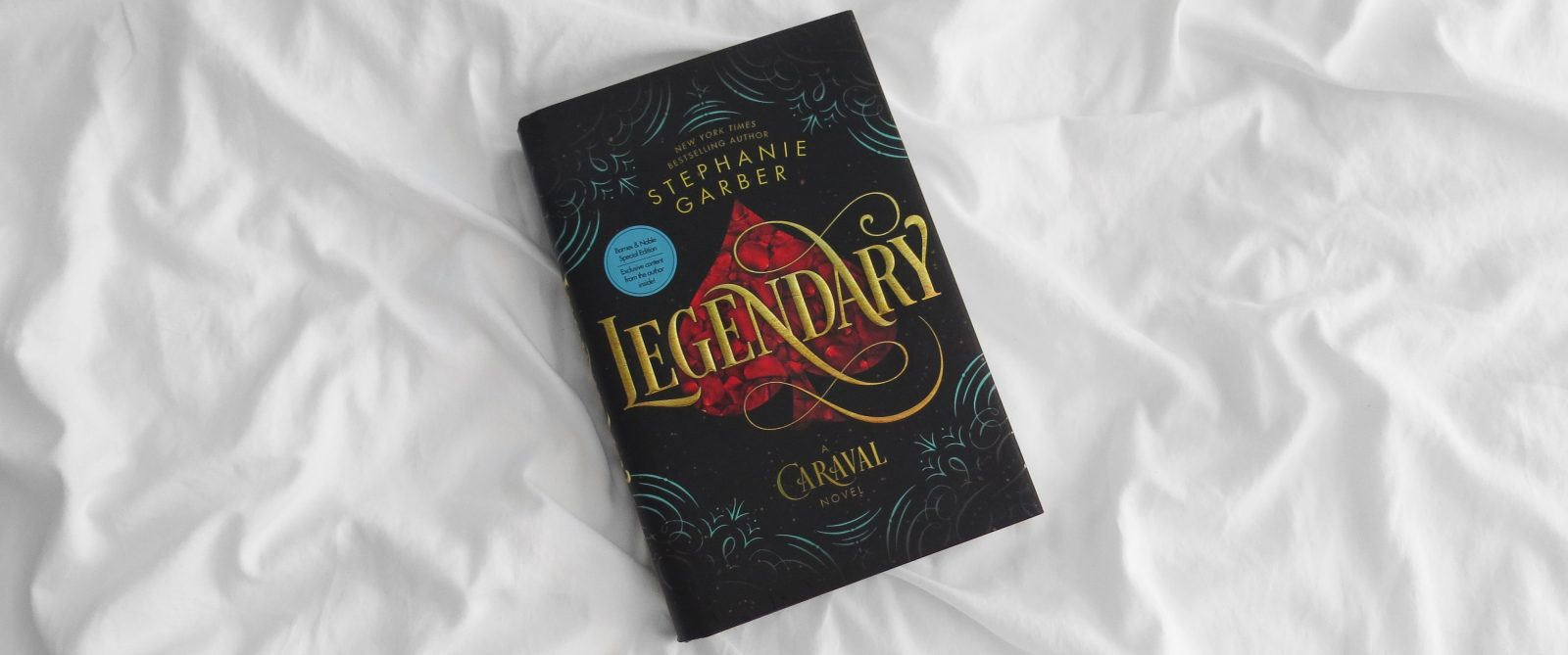 ARC Review | Legendary by Stephanie Garber