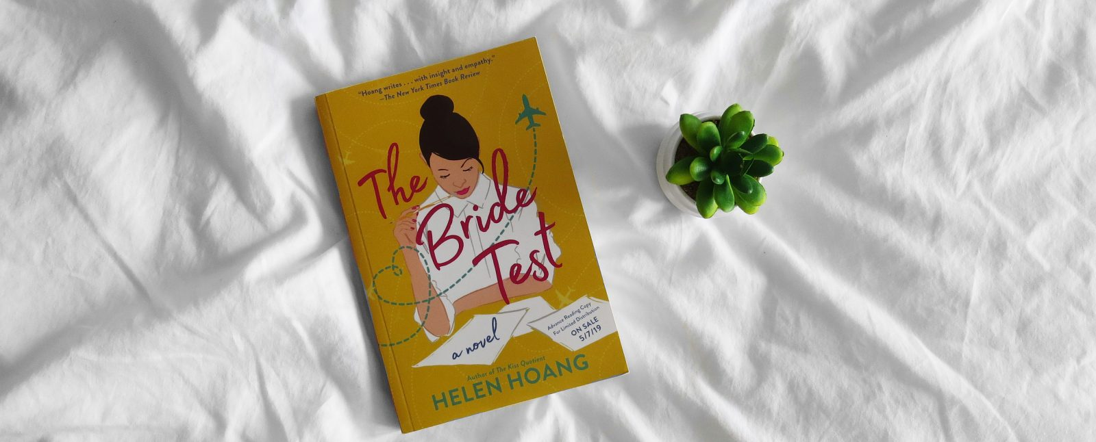 ARC Review | The Bride Test by Helen Hoang